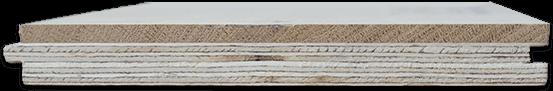 WHITEOAK 5MM FRONT; multi-ply engineered flooring