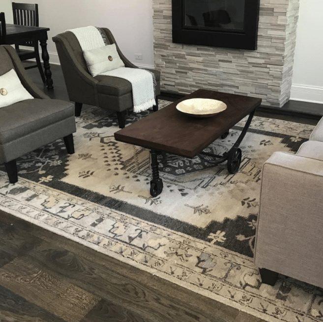 engineered european french white oak white plank flooring chicago
